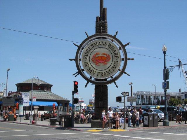 Рыбацкая пристань, Сан-Франциско