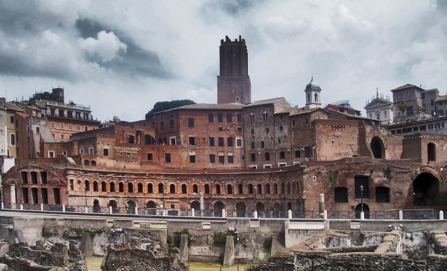 Императорский форум, Рим