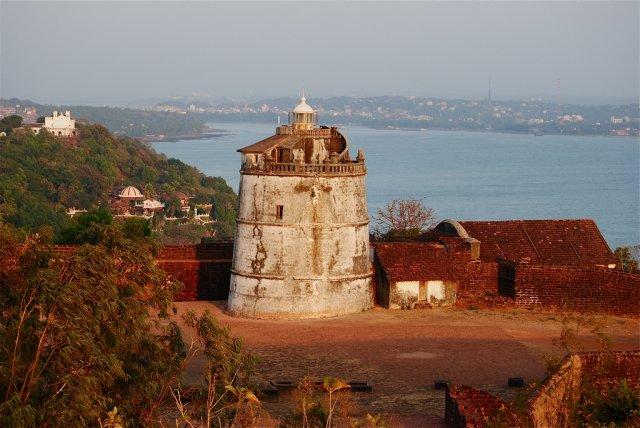 Форт Агуада, Гоа
