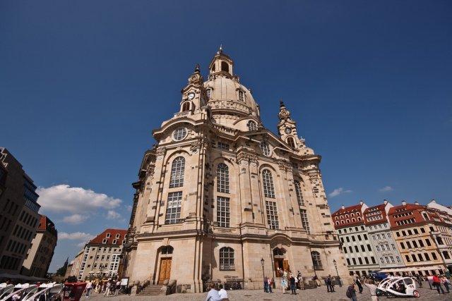 Фрауэнкирхе, Дрезден