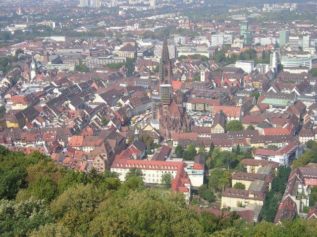Фрайбург, Германия