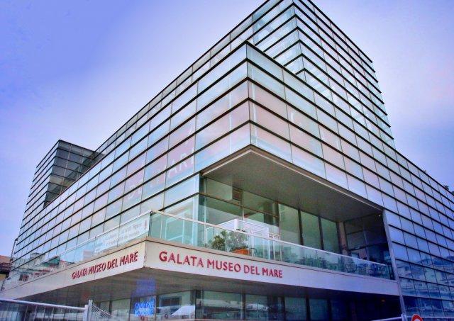 Морской музей Галата, Генуя