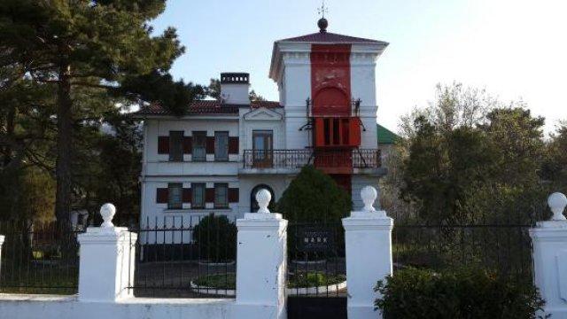 Геленджикский створный маяк