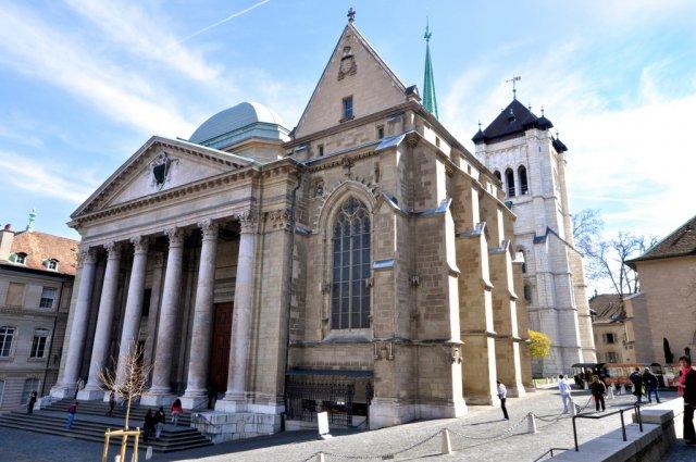 Собор Святого Петра, Женева