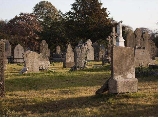 Кладбище Гласневин, Дублин