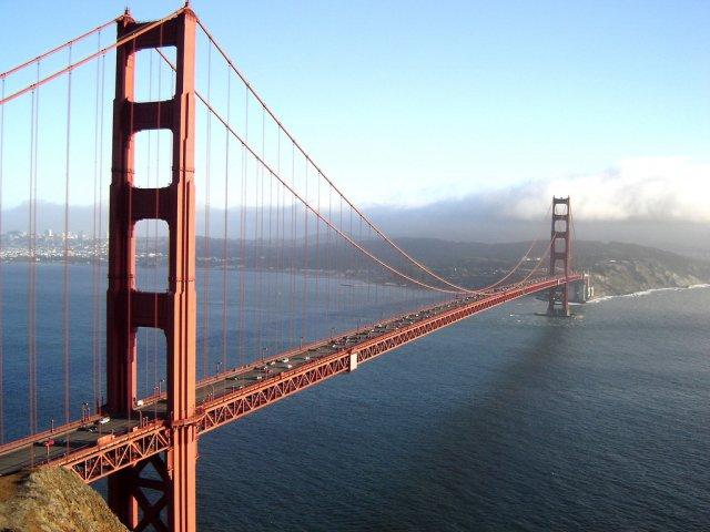 Мост Золотые ворота, Сан-Франциско