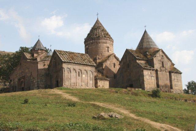 Монастырский комплекс Гошаванк, Дилижан, Армения
