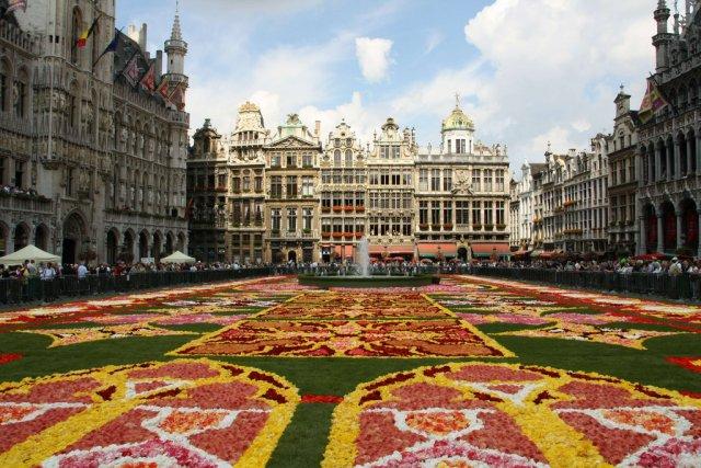 Площадь Гран-Плач, Брюссель