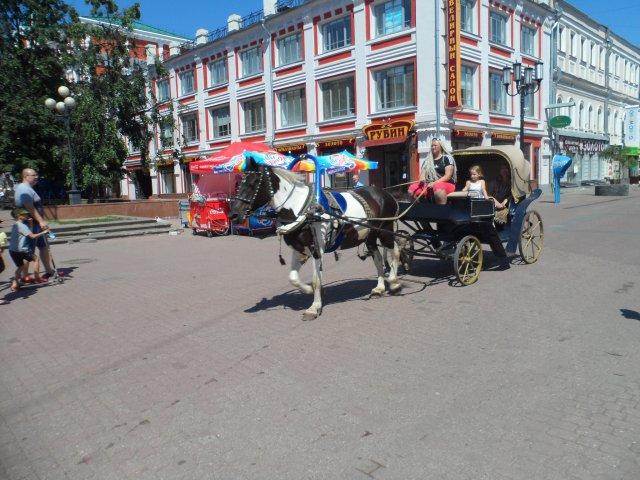 Улица Большая Покровская, Нижний Новогород