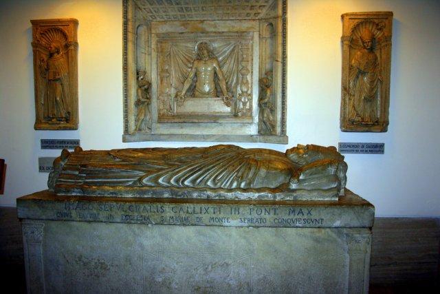 Священные гроты, Ватикан