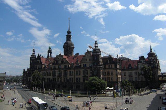 Музей Грюнес Гевельбе («Зелёные своды»), Дрезден