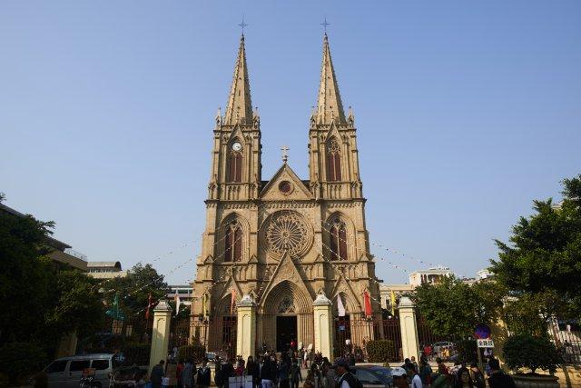 Собор Святого Сердца, Гуанчжоу
