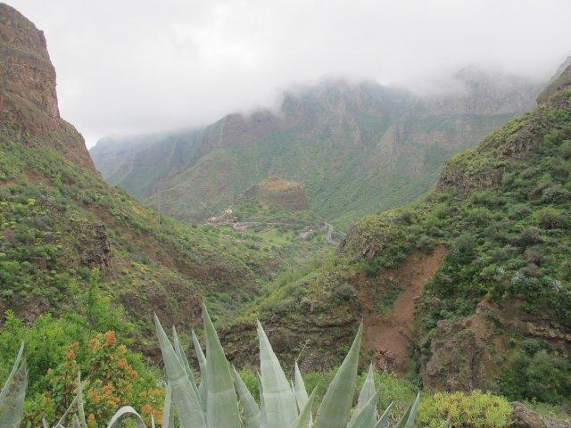 Ущелье Гуаядеке, Гран-Канария