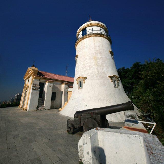 Крепость Гия, Макао