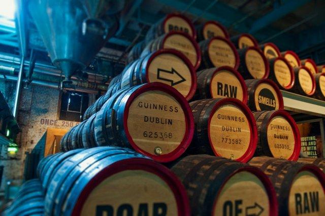 Музей пива Guinness, Дублин