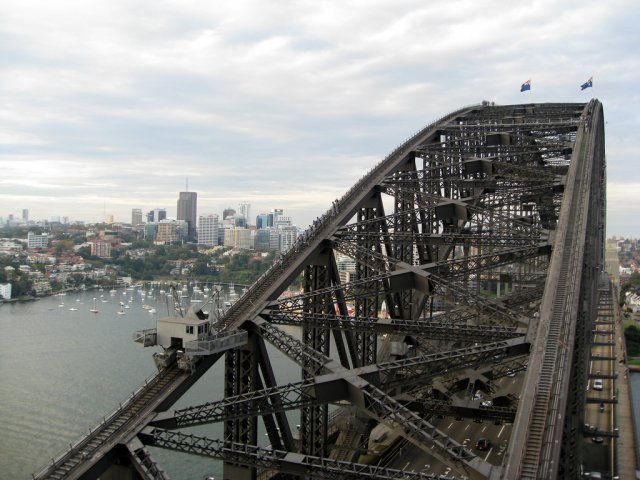 Харбор-Бридж, Сидней