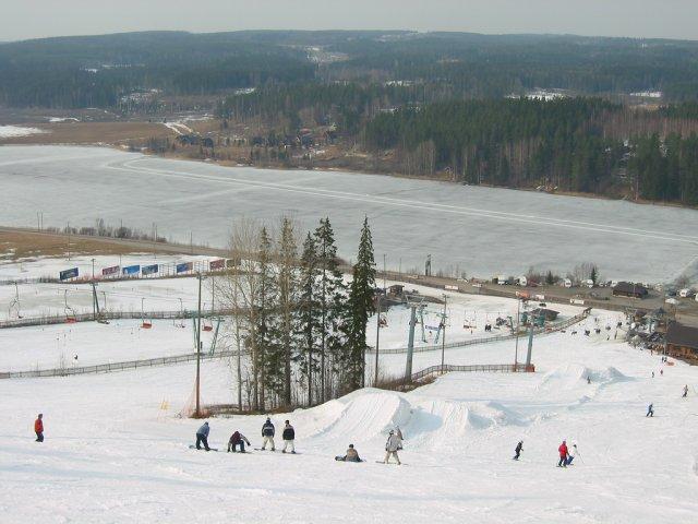 Химос, Финляндия