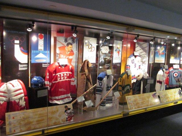 Зал хоккейной славы, Торонто
