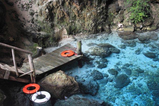 Голубое озеро, Пунта-Кана