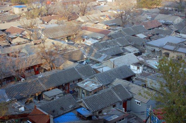 Хутуны, Пекин