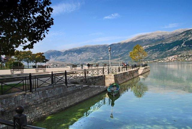 Янина, Греция