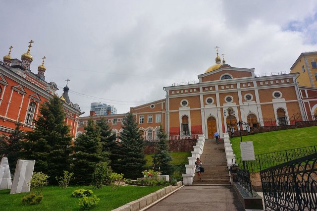 Иверский женский монастырь, Самара
