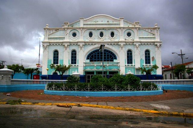 Театр в Кингстоне, Ямайка