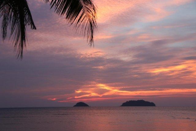 Пляж Kai Bae, остров Чанг