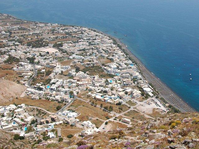 Камари, Санторини, Греция