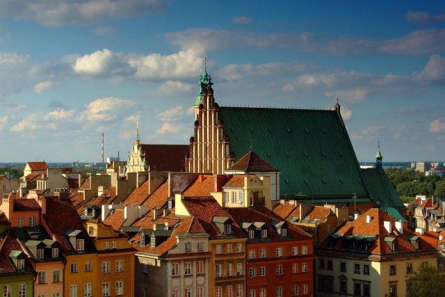Собор Святого Иоанна Крестителя, Варшава