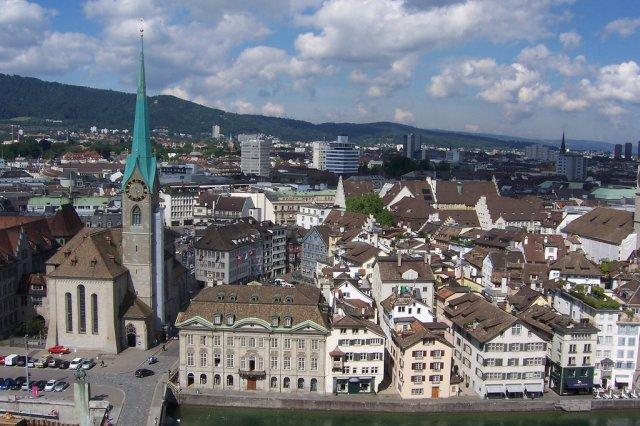 Аббатство Фраумюнстер, Цюрих