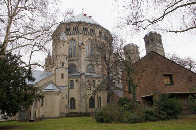 Церковь Святого Гереона, Кёльн