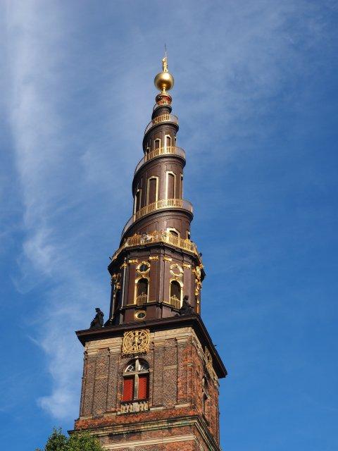Церковь Спасителя, Копенгаген