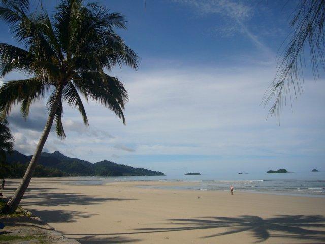Пляж Khlong Prao, остров Чанг