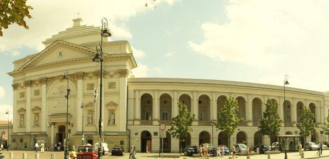 Костёл Святой Анны, Варшава