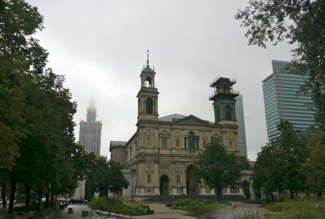 Костёл Всех Святых, Варшава