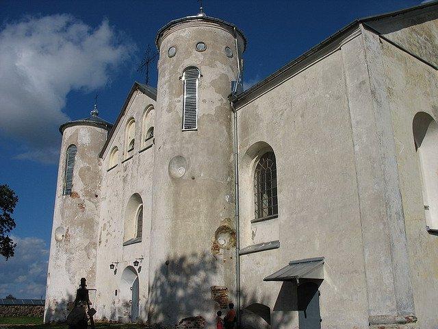 Костел Св. Иоанна Крестителя, Витебская область, Беларусь