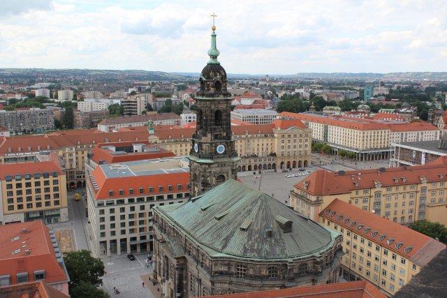 Церковь Святого Креста, Дрезден