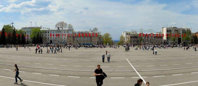 Площадь Куйбышева, Самара