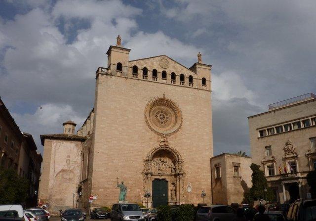 Церковь Святого Франциска, Пальма-де-Майорка