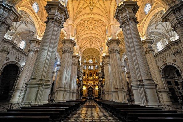 Городской собор Гранады