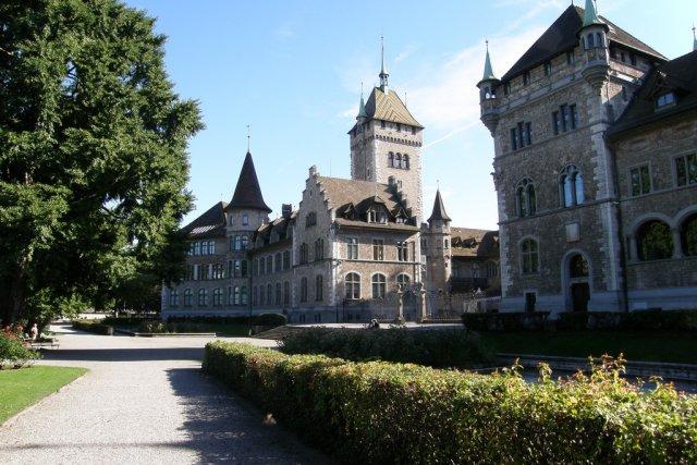 Швейцарский национальный музей, Цюрих