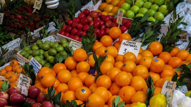Рынок в районе Лара, Анталия