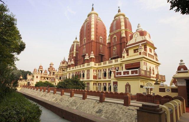 Храм Лакшми-Нараяны, Дели
