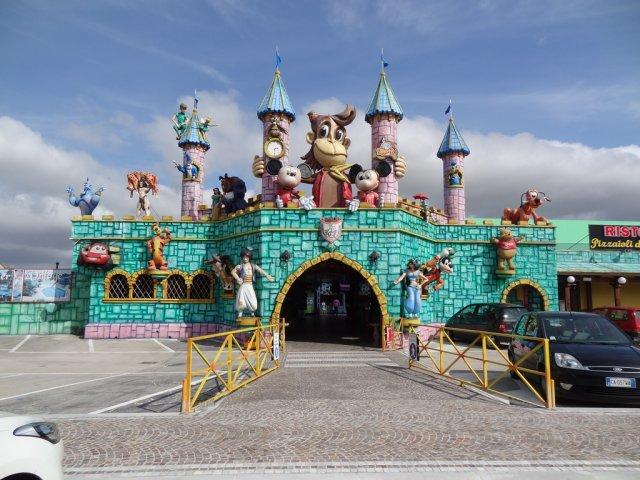 Развлекательный центр Liberty City Fun, Неаполь