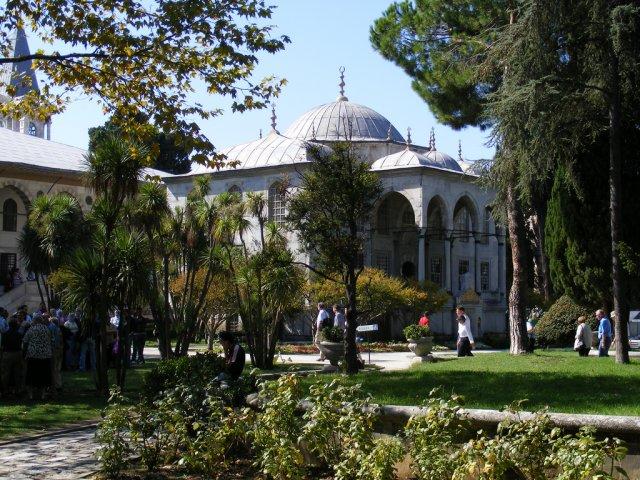 Библиотека Ахмеда III во дворце Топкапы, Стамбул