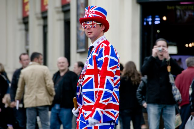 Мистер-Лондон, Великобритания