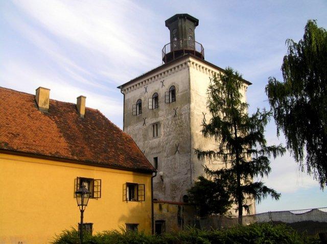 Башня Лотршчак, Загреб
