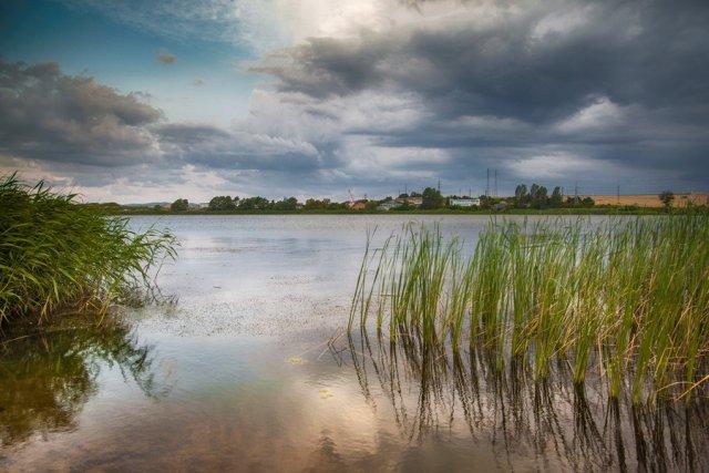 Мандренское озеро, Бургас