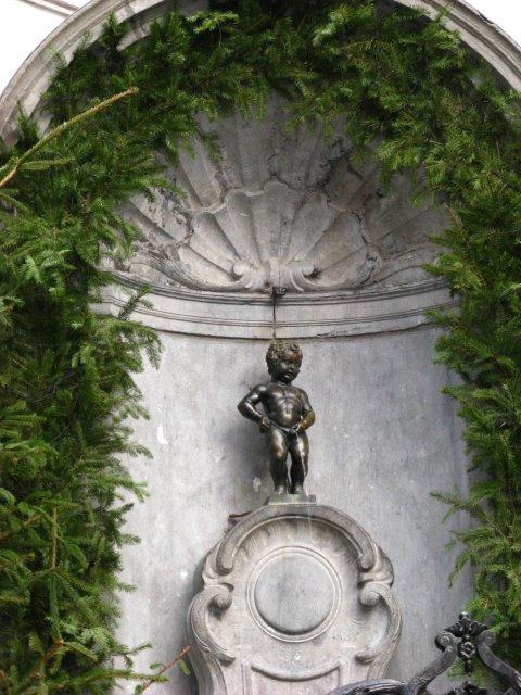 Пикающий мальчик, Брюссель